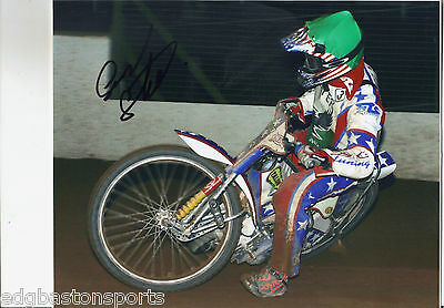 Seemond Stephens Exeter Original Professional 10 x 8 Photo HAND SIGNED