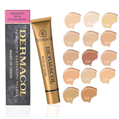 Dermacol Haute Couvrance Base Waterproof Film Studio Hypoallergenique