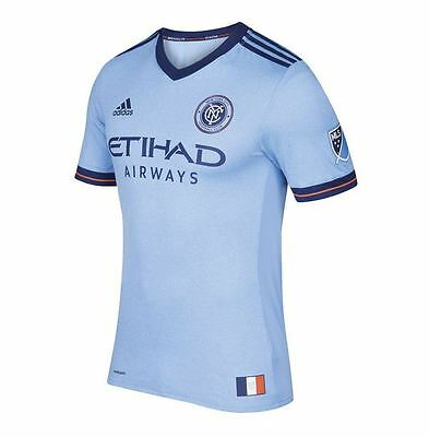 New York City FC Authentic Home Shirt 2017-18 Personalised Name/Number Available