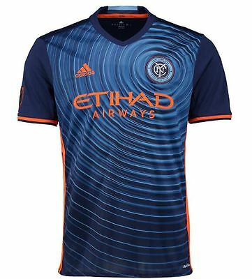 New York City FC Authentic Away Shirt 2016 Personalised Name/Number Available