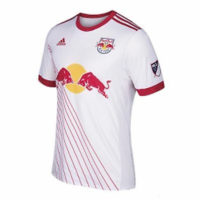 New York Red Bulls Home Shirt 2017-18 Personalised Name/Number Available