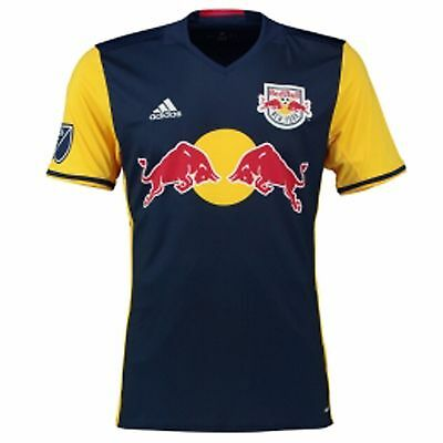 New York Red Bulls Away Shirt 2016 Personalised Name/Number Available