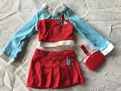 "Amazing Allysen Ally 20"" Interactive Doll Cheerleader Outfit Play Pack 2006"
