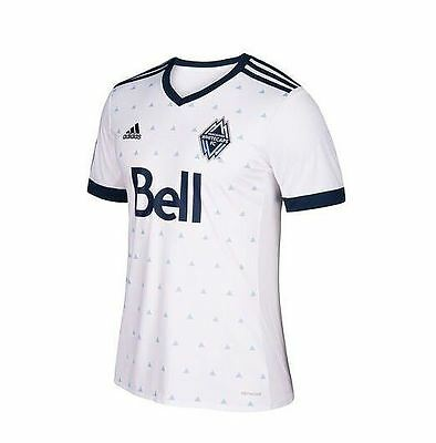 Vancouver Whitecaps Home Shirt 2017-18 Personalised Name/Number Available
