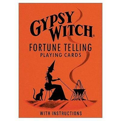 Gypsy Witch Fortune Telling Cards!