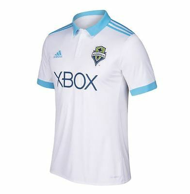 Seattle Sounders Authentic Away Shirt 2017-18 Personalised Name/Number Available