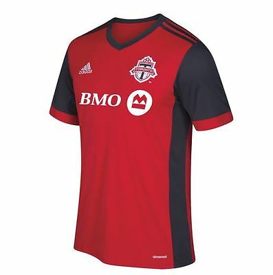 Toronto FC Home Shirt 2017-18 Personalised Name/Number Available