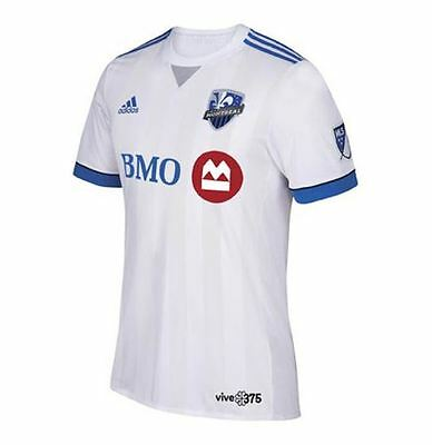 Montreal Impact Away Shirt 2017-18 Personalised Name/Number Available