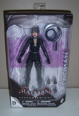 DC Collectibles Batman Arkham Knight CATWOMAN (Series 2) Action Figure - NEW