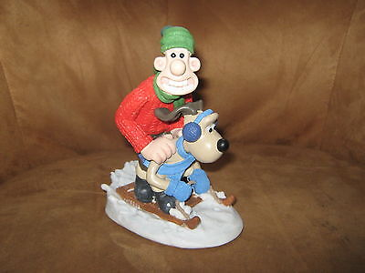 Robert Harrop Wallace & Gromit - 'A Grand Sleigh Out' - WGCS13