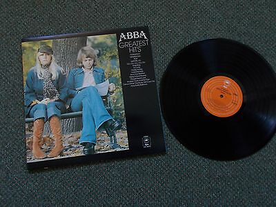 Abba - Greatest Hits - Vinyl Lp Record - Epc69218 1979