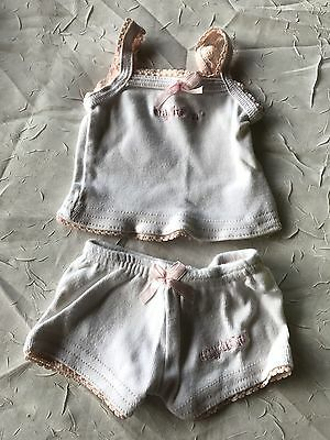 """My Twinn 23"""" Doll Pajamas Clothing Bloomers Pjs Clothes Top"""