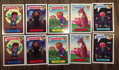 Cutting Room Floor Set 2015 Topps Garbage Pail Kids 30th Anniversary (10)