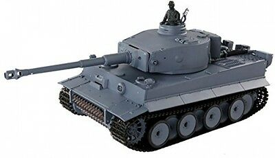 Costzon 1:16 2.4G RC German Tiger I Battle Remote Control Tank Radio RC Toys