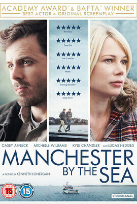 Manchester By the Sea DVD (2017) Casey Affleck, Lonergan (DIR) cert 15