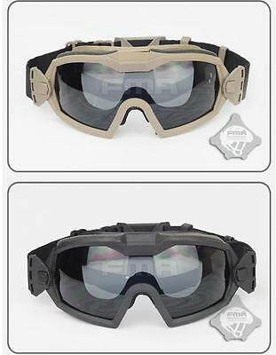 FMA LPG0112-2R Regulator Updated version with Fan Goggle TB1029 Tactical glasses