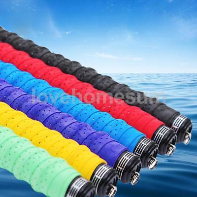 Insulation Racket Fishing Rod Grip Tape Sweat Absorbing Paddle Handle Wrap Band