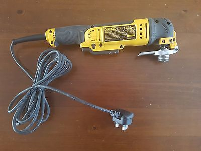 Multi tool dewalt  DWE 315  for repair or parts