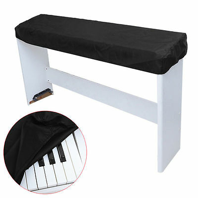 88 Key Electronic Piano Keyboard Cover on Stage Dirt-proof Dustproof Protect BK