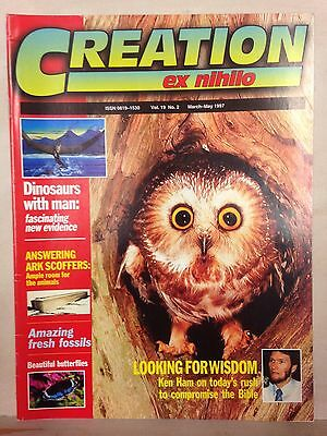 Creation Magazine: Vol. 19 No. 2 March- May 1997
