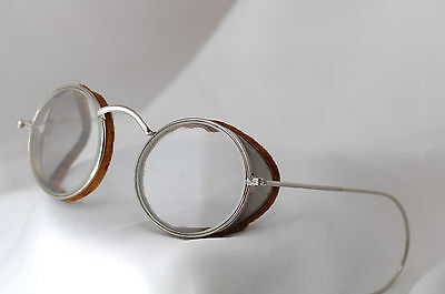 antique goggles, motorcycle, driving glasses, Willson, Steampunk, Harley
