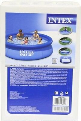 Kandy Toys Easy Set Inflatable Paddling Swimming Pool | 10 Foot x 30 Inch