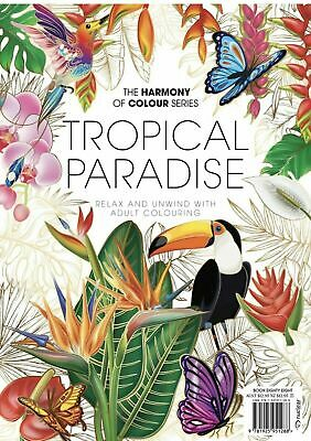 Harmony of Colour Book 31 MASQUERADE AND CARNIVAL Adult Colouring 36 Designs NEW
