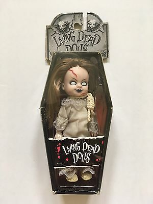 Mezco Mini Living Dead Doll - Posey With Noose - New & Sealed