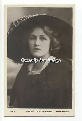 b3996 - Stage Actress - Phyllis Neilson-Terry - postcard