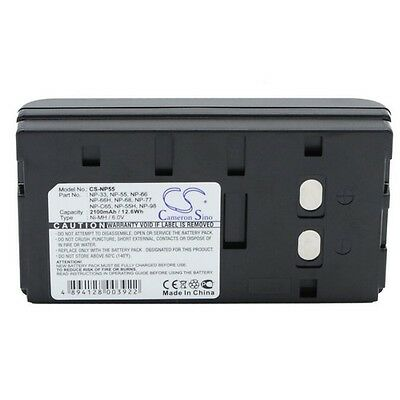 Replacement Battery For SONY CCD-TR94