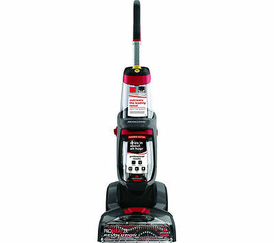 Bissell 18588 ProHeat 2X Revolution Upright Carpet Cleaner 800W 4.5L Capacity
