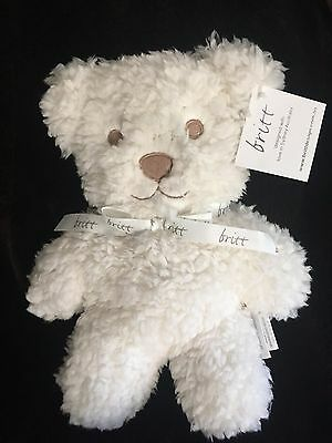 Genuine Britt white Bear RRP $39 Australian Designed