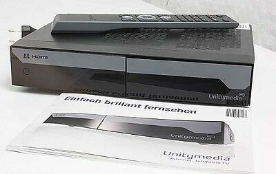 Unitymedia Samsung SMT-C5120 TV Full HD HDMI Kabel Receiver + TOP