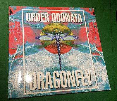 Order Odonata (VA) The Technical Use Of Sound In Magick  Dragonfly Vinyl Records