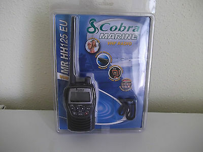 VHF portable NEUVE - COBRA MR 125