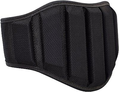 MMA Fitness Neoprene weight lifting Gym belts Padded Back Support Straps Wraps