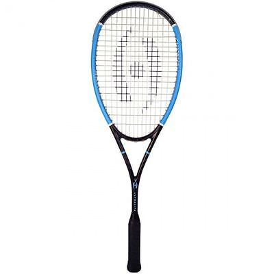 2017 Harrow Stealth Ultralite RETRO Squash Racquet - Black/Carolina