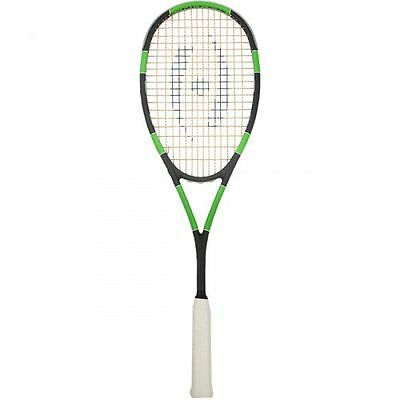2017 Harrow Spark Squash Racquet - Black/Lime