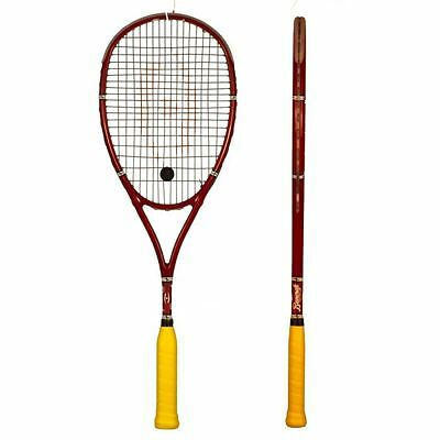 Bancroft Players Special Squash Racquet - Red
