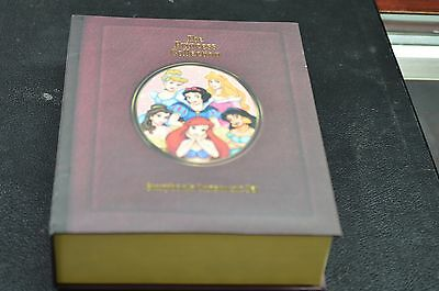 Vintage Disney Princesses Storybook Ornament Collection Never Opened
