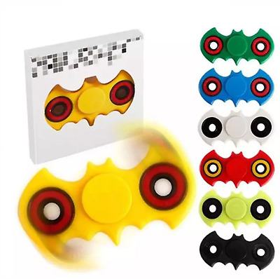 Fidget Finger Batman 3D Spinner Hand Focus Spin Spinner Steel Bearing Stress Toy
