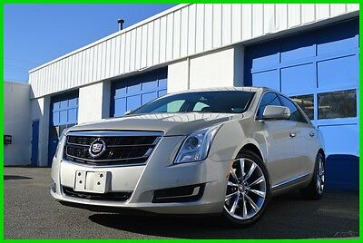 2015 Cadillac XTS Warranty 4300 Miles Rear park Assist Excellent Leather Full Power Options Bose Audio Bluetooth OnStar Chrome Alloy Wheels Save