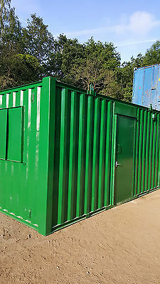 20 foot Shipping Container/welfare office/mess room