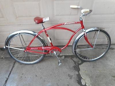vintage schwinn american/typhoon/tiger/corvette/beach cruiser/panther