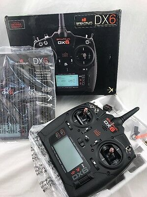 DX6 Transmitter System MD2 with AR610 Receiver SPM6750