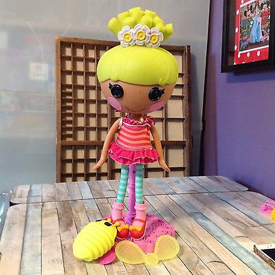 Lalaloopsy Doll - Pix E Flutters With Pet