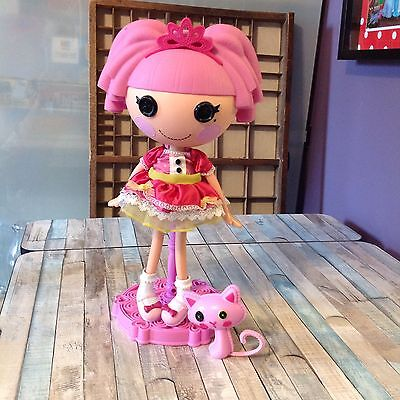 Lalaloopsy Doll - Jewel Sparkles With Pet