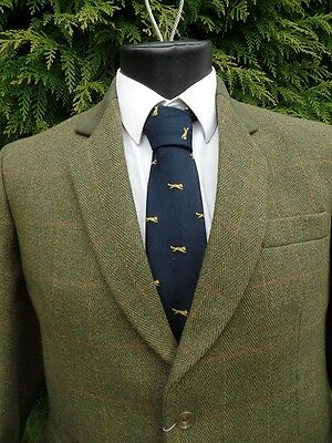 Childs/Youths Portmann Tweed Jacket for Hacking Hunting Riding