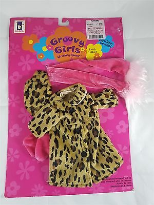Manhattan Toy Groovy Girls Groovy Gear LAVISH LEOPARD Outfit NEW
