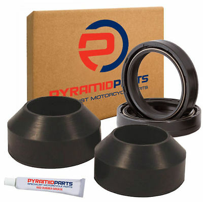 Fork Oil Seals & Boots for Suzuki GR650 D-XD-E-XE-F-XF 83-85